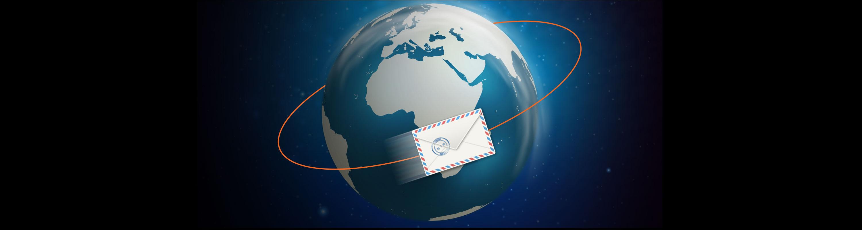 E-mailing Mundial